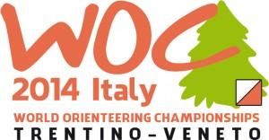 WOC 2014 Italy Logo