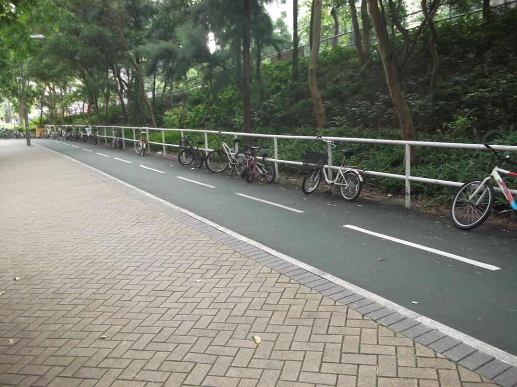 Hong Kong - Bikes
