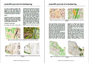 Scientific Journal of orienteering Ed 19