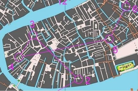 Venice Map sample