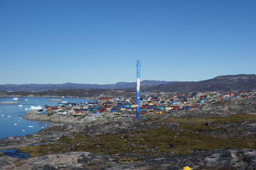 Colourful Ilulissat