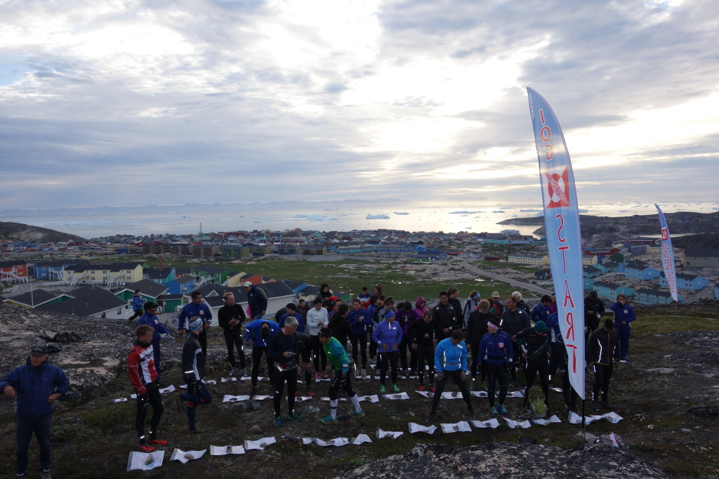 Ultra Long Race Mass Start