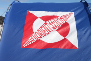Ilulissat Orienteering Club Logo