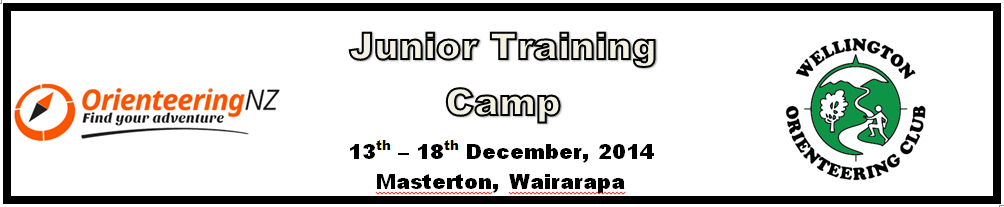 Junior Orienteering Training Camp