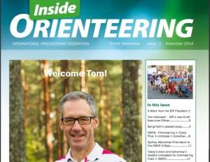 Inside Orienteering Issue 5 Nov 2014