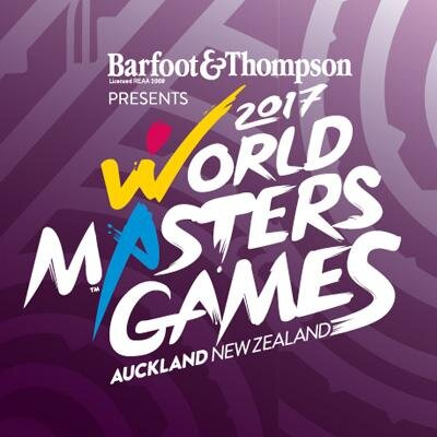 2017 World Masters Games - Auckland NZ