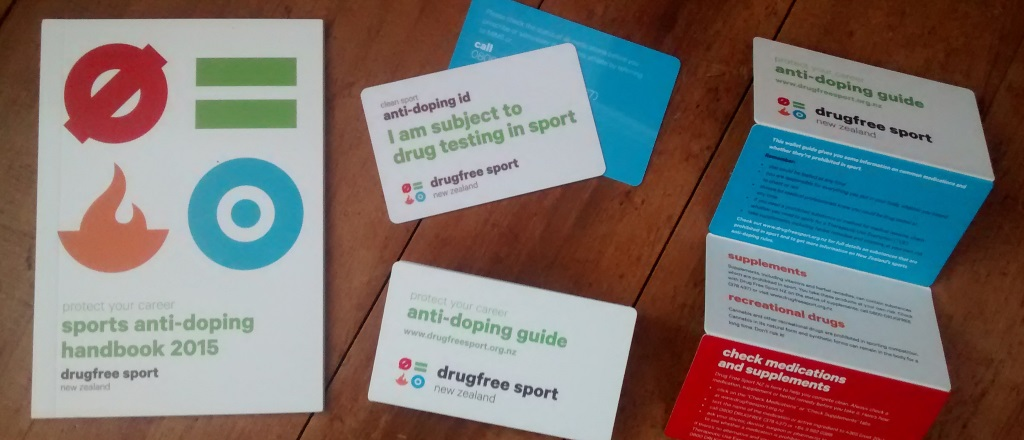 DrugFreeSport Resources