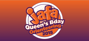 jafa Queens Birthday Orienteering 2015