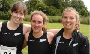 WOC2015 NZ Women