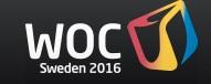 WOC2016 logo