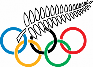 NZ Olympic Committee Logo