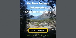 NZ Orienteering Champs 2016 - Enter Now