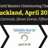 Two weeks left for Early-Bird entries: Oceania Orienteering Champs 2017