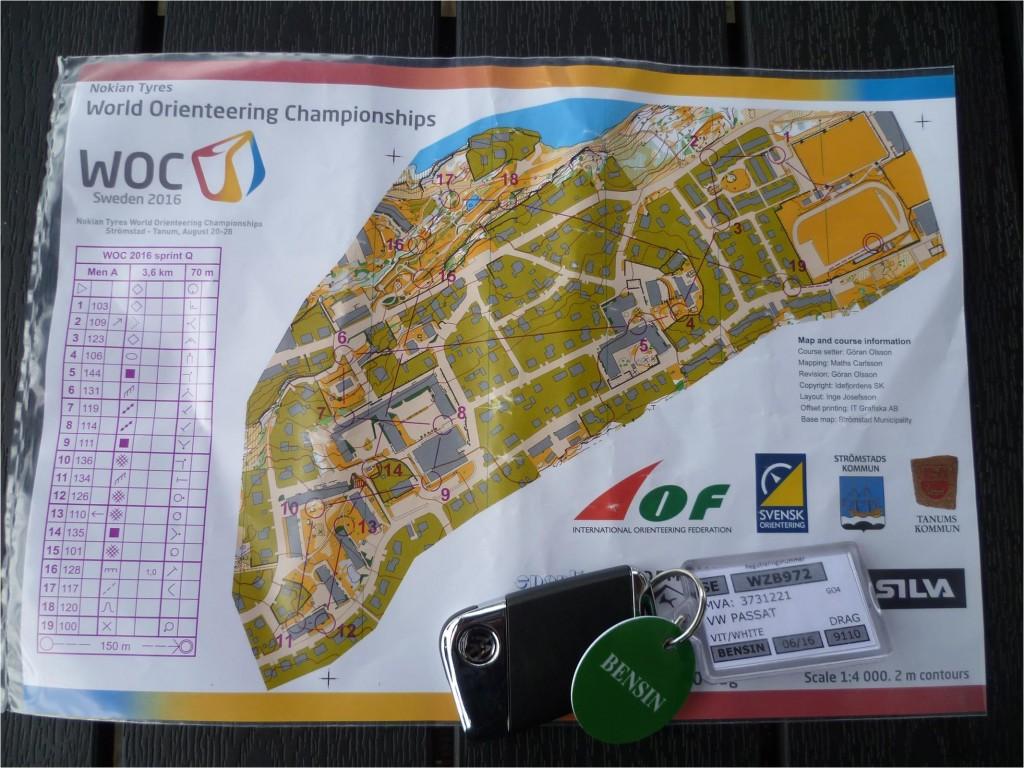 Three into Sprint Final at Stromstad | Orienteering New Zealand on