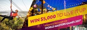WMG2017 - Win $NZ5000