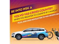 World Masters: Be into win a Volvo V60 Cross Country when you Register before 3 March