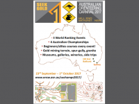 Invitation to Australian Orienteering Carnival – Sept 2017