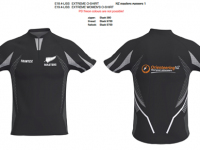 New Zealand Orienteering Shirt for World Masters Runners – Orders Close Monday 20th Feb