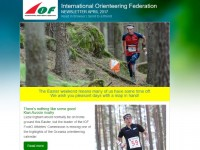 """IOF Newsletter – April 2017 – """"There's nothing like some good Kiwi-Aussie rivalry"""""""