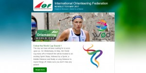 IOF May 2017 Newsletter