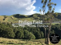 New Map For Middle Nationals 17 in Hawkes Bay