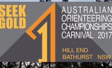 Australian Orienteering Champs 2017