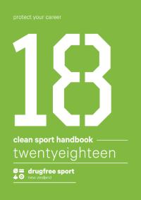 Drug Free Sport Handbook 2018