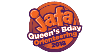 JAFA Queen's Birthday Orienteering 2018