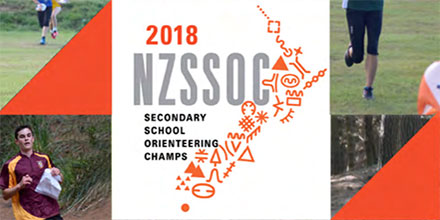 2018 NZ Secondary Schools Orienteering Champs