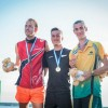 Gold for Tim Robertson at World University Championships