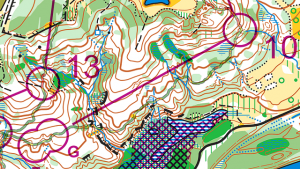 Map Sample WOC2018 Relay