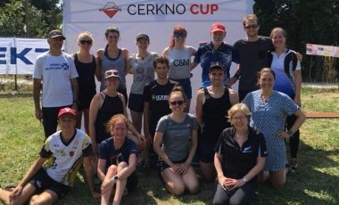 NZ Crew at Cerkno Cup 2018