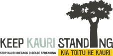 Keep Kauri Standing - Stop Kauri Dieback Disease spreading