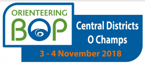 Less than a month to Central Districts Orienteering Champs