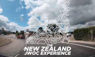 NZ JWOC Team Vlog 1