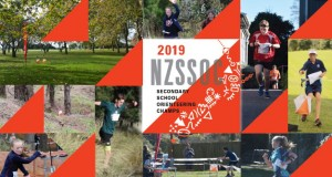 NZ Secondary Schools Orienteering Championships – Sprint Video