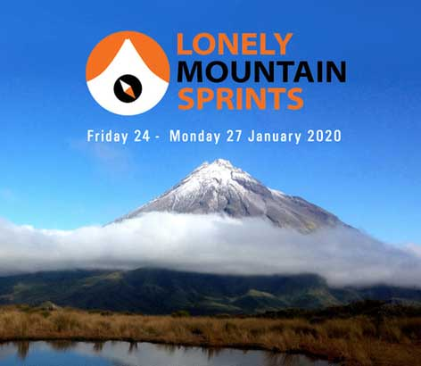Lonely Mountain Sprints - Friday 24 - Monday 27 January 2020