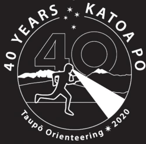 40 Years - Katoa Po - Taupo Orienteering 2020
