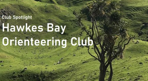 Club Spotlight - Hawkes Bay Orienteering Club