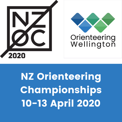NZOC 2020 - New Zealand Orienteering Championships - Wellington - 10-13 April 2020