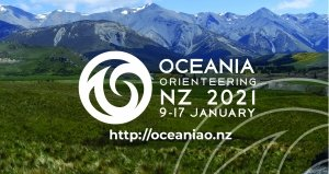 Oceania Orienteering NZ 2021 9-17 January