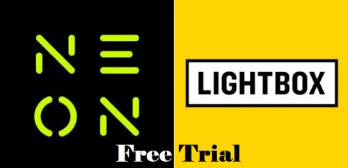 Neon / Lightbox Free Trial