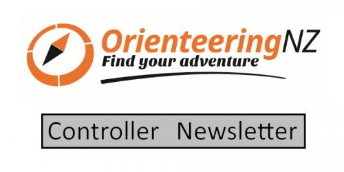 Orienteering NZ Controller Newsletter