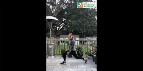 Ireland Orienteering Assoc. Instagram exercises