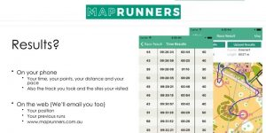 MapRunners – Orienteering made simple and cool.