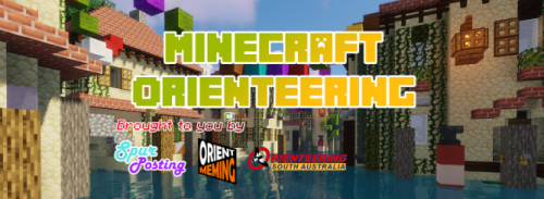 Minecraft Orienteering