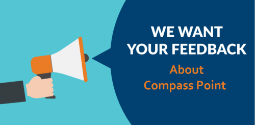 We Want your feedback about Compass Point