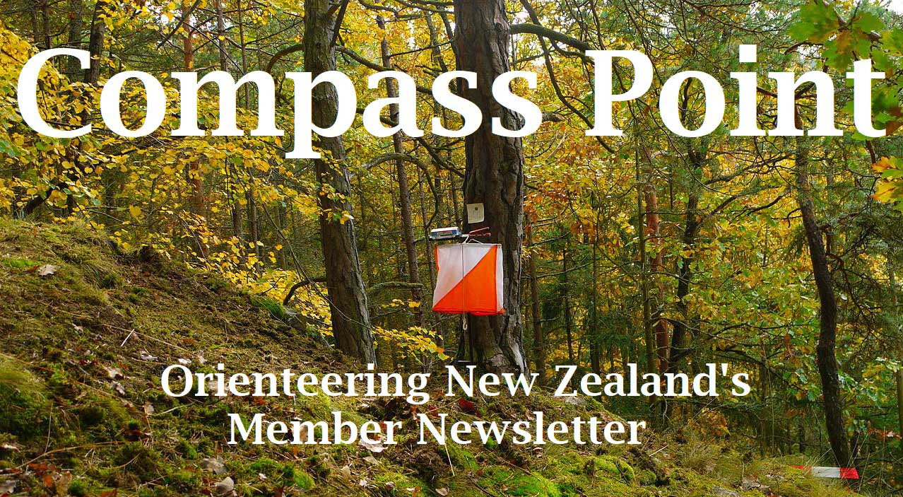 Compass Point - Orienteering New Zeland's Member Newsletter