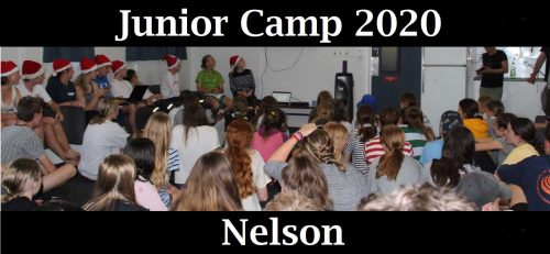 Junior Camp 2020 - Nelson