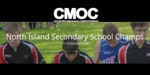 2020 North Island Secondary School Orienteering Champs – Event Postponed to 17th & 18th October